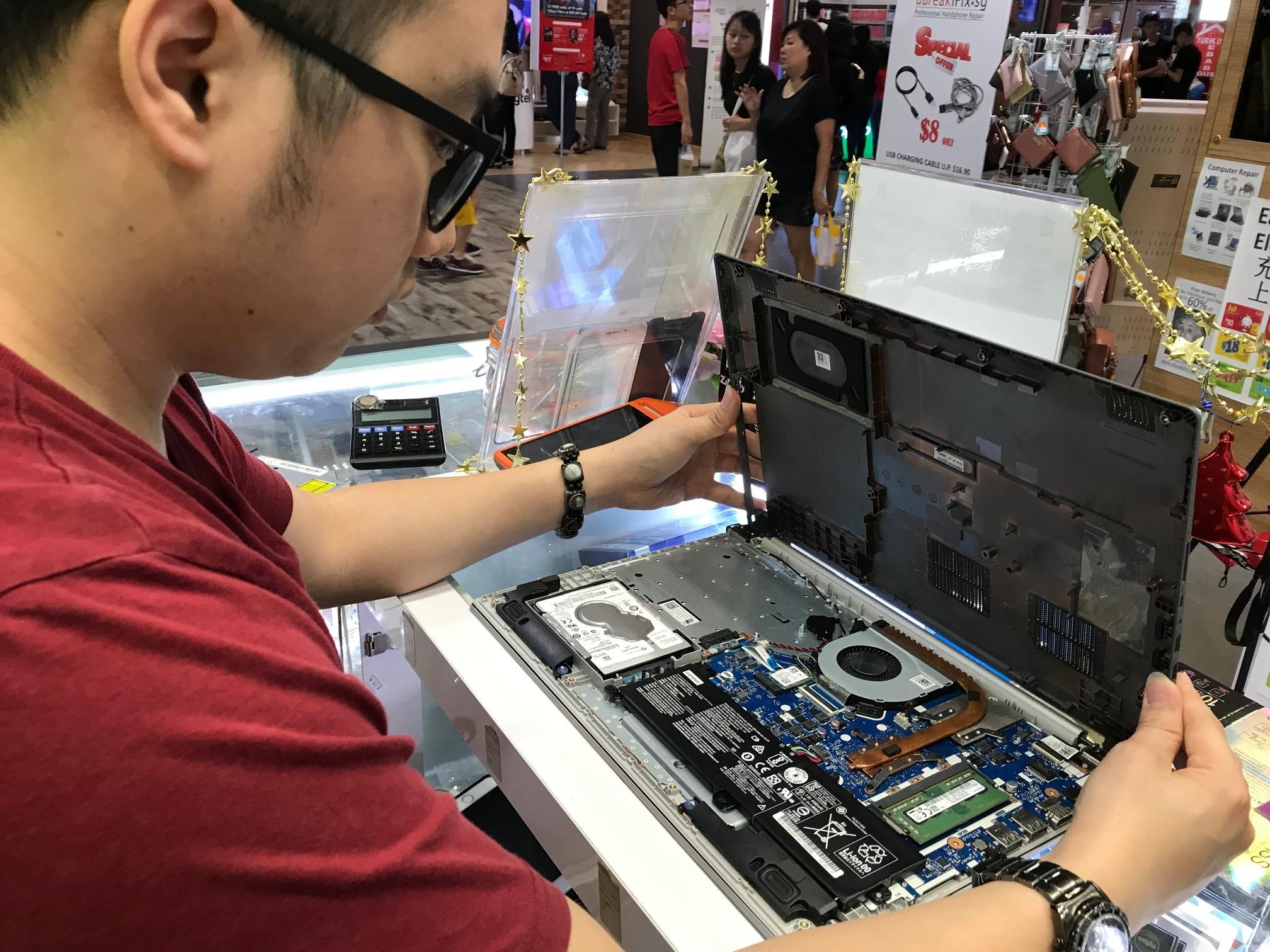 Tin học An Phát - Dịch vụ Sửa chữa Máy tính uy tín ở TpHCM